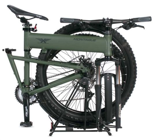 b4202e12684 Montague Paratrooper - Military Folding Mountain Bike : Police Bike ...