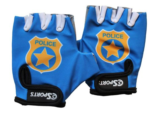 Children S Police Bicycle Gloves By C3sports Police Bike Store