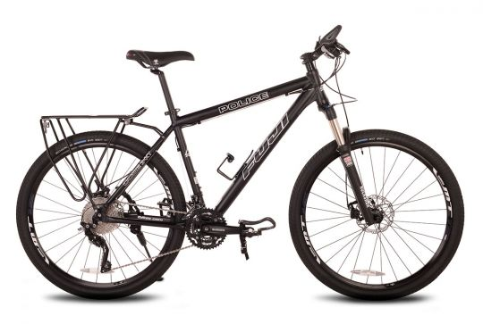 Fuji Code 3-XT Police Mountain Bike - 30 Speed Shimano XT
