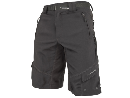 Endura Hummvee Bike Patrol Shorts With Liner Police Bike