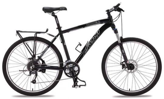 Fuji Code 2 Police Mountain Bike 20 Speed Shimano Deore 2x10