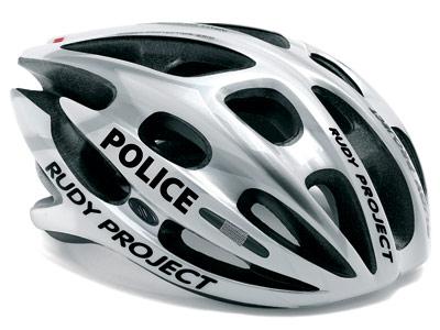 97a8f941a8 Rudy Project Kontact+ Police Bike Helmet - White   Police Bike Store