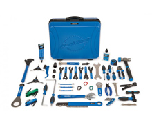 park tool professional travel and event bicycle kit