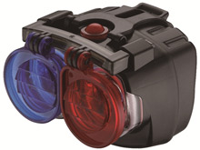 Nite Stalker Police Bike Light