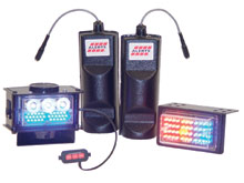 trailblazer IV police bike patrol light