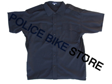 mocean stretch bike patrol shirt